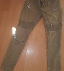 Zara biker pantalone