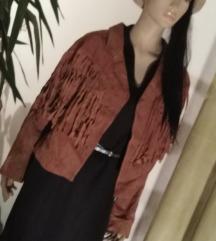 Kozna jakna sa resama 750 sada