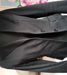 Sako crni P...S fashion