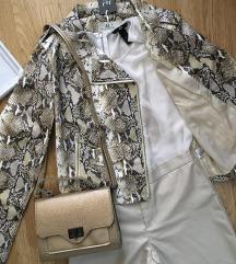 Jakna, tašna, pantalone, H&M majica