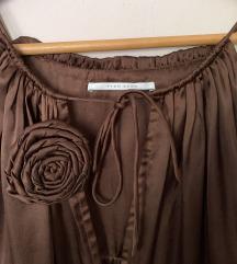 PINK SODA bronzana haljina M/L