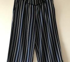 Široke ženske pantalone