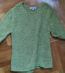 Zeleni džemper