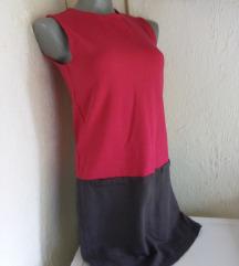 Okaidi pink siva haljina S/M