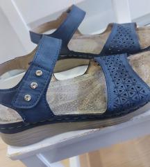 Comfort kozne sandale