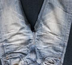 Stig jeans bermude 140