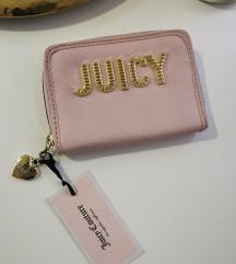 Juicy Couture novcanik NOV