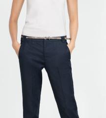 Zara teget pantalone