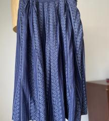 Suknja sarena predivna