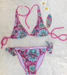 Pink bikini sa perlicama NOV