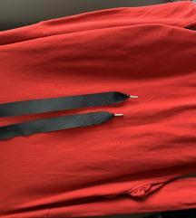 Crveni NewYorker duks sa kapuljačom