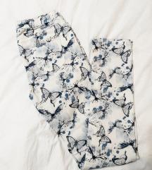 Prolećne pantalone sa printom