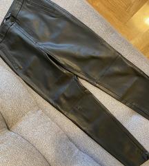 Kozne pantalone Zara