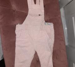 Zara pantalonice za bebe 6-9 m.