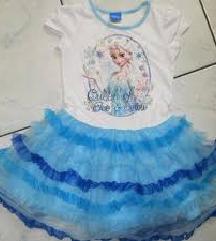 Haljinice Ana Elsa Frozen