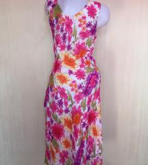 Biaggini maxi sarena letnja haljina