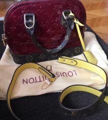 Louis Vuitton dodatni kais vrecica