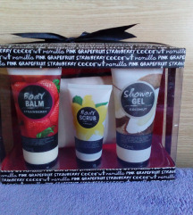 Poklon pakovanje kozmetike 4 dela