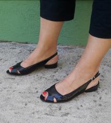 BRUNATE  Nove kozne sandale 38 i 1/2  25cm