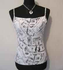 Elegantna Majica na Bretele 100 Dollars