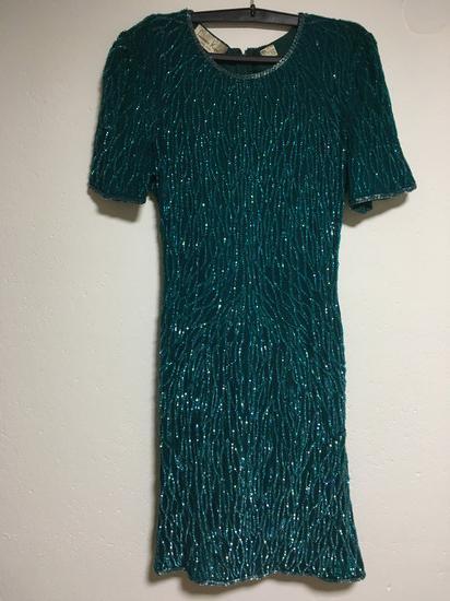 Sljokicava haljina M