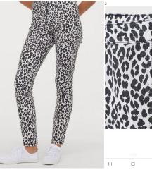 *SALE* H&M pantalone leopard print sa etiketom