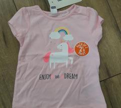 Majica bebe devojcice