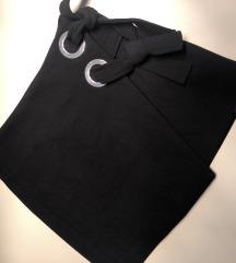 Zara crna mini suknja