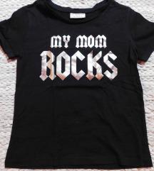 LC WAIKIKI crna rock majicica kao NOVA
