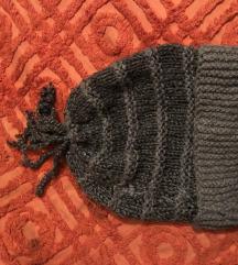 Zimska kapa, ručni rad