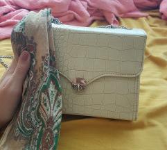 Kroko torbica sa maramom