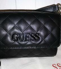 Nova Guess crna torbica