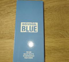 Avon Individual blue NOV