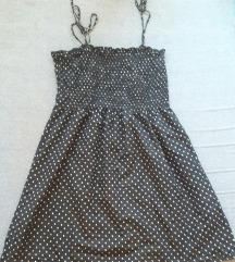 H&M tufnasta haljina XL