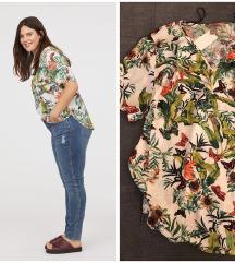 H&M cvetna majica