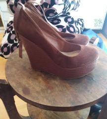 Prelepe braon cipele