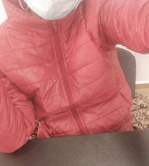 NOVO crvena jakna SNIZENJE 950din