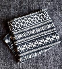 H&M Divided aztec mini suknjica