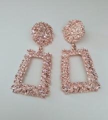 Rose gold Zara model