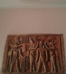 Veca slika na papirusu