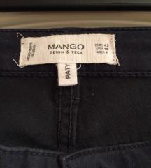 MANGO pantalone (veličina 42) BUKVALNO NOVO!!