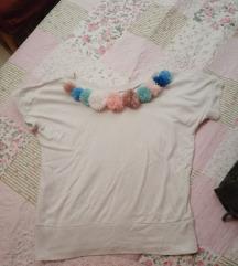 Majica sa pufnicama M