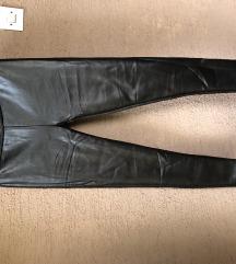 Kožne postavljenje helanke/pantalone