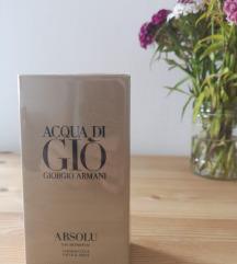 Parfem Armani  Acqa di gio Apsolu 125ml