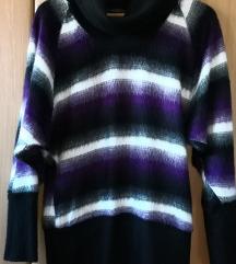 Šareni džemper rolka