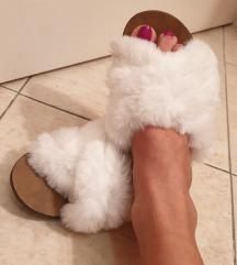 Papuce sa KRZNOM 36-37 - NOVE
