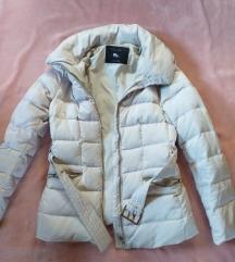 Zara zimska perjana jakna
