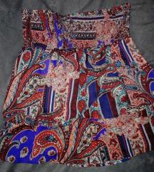 H&m suknja saten