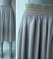 suknja za leto proleće viskoza br M ITALY