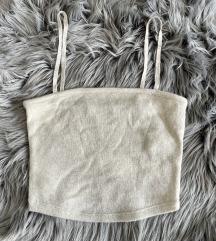 Zara soft touch crop top nov